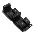 Jtron B5 Passat Lifter Master Switch / Combination Switch / Electric Door Master Switch - Black