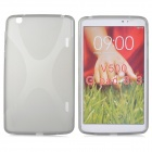 Protective TPU Back Case for LG G Pad 8.3 V500 - Grey