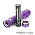 Mini XL-03 LED 20lm White Flashlight - Purple (1 x AAA)