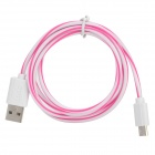 S-What USB Male to Micro USB Male Charging Data Cable for Samsung S3 / S4 (100cm)