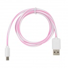 S-What USB Male to Micro USB Male Charging Data Cable for Samsung S3 / S3 (100cm)