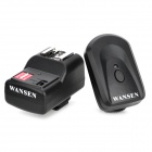 WANSEN PT-16GY Universal 433MHz Wireless Flash Trigger for Canon / Nikon + More - Black