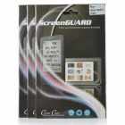 Protective Clear Screen Protector for Asus FonePad HD 7 ME372CG - Transparent (3 PCS)