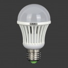 MLSLED E27 9W 90-SMD 3014 ampoule LED chaude blanche (AC 220 ~ 240V)