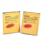 High Capacity 3.7V ''2850mAh'' Replacement Battery for Samsung Galaxy S3 Mini / i8190 / i8160 (2PCS)