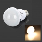MLSLED MLS-QPC-5W E27 5W 450lm 3100K 46-SMD-3014 LED Warm White Light Bulb (220 ~ 240V)