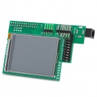 "MZTX-PI-EXT2.2 2.3"" IPS Full Angle LCD Display Extension Board Module for Raspberry Pi - Green"