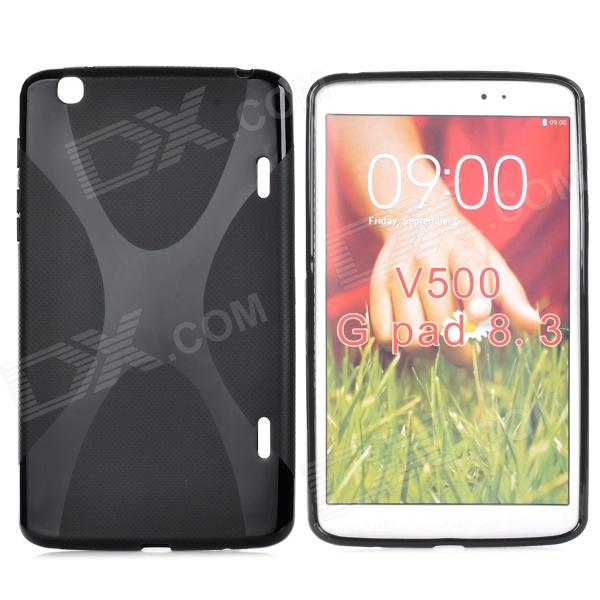 Protective TPU Case for LG G Pad 8.3 V500 - Black