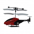 Brilink BH01 Mini 3.5-CH Rechargeable R/C Helicopter w/ Gyro - Red + Black