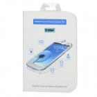 S-What Protective Clear Tempered Glass Screen Protector for Samsung Note 3 / N9000 - Transparent