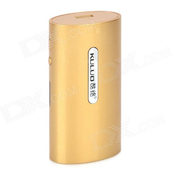 KULUO U7 Portable Wireless Router / 5600mAh Power Bank - Golden
