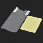 Y-SW9 Matte Protective PET Screen Protector w/ Cleaning Cloth for Samsung i9300 - Transparent