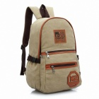 K2 K-980 New Style Fashionable Laptop Backpack - Khaki