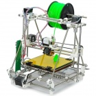 Heacent Open RepRap Prusa Mendel DIY 3D Printer ABS Full Print Parts - White (18 Species / 47 PCS)