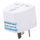 Universal AU / PRC Travel AC Power Adapter Plug (250V / 10A / 10 PCS)