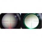 3-9x56 R&g Illuminated Rifle Airsoft Gun Reticle Scope Free Mount - Black (1 x CR2032)