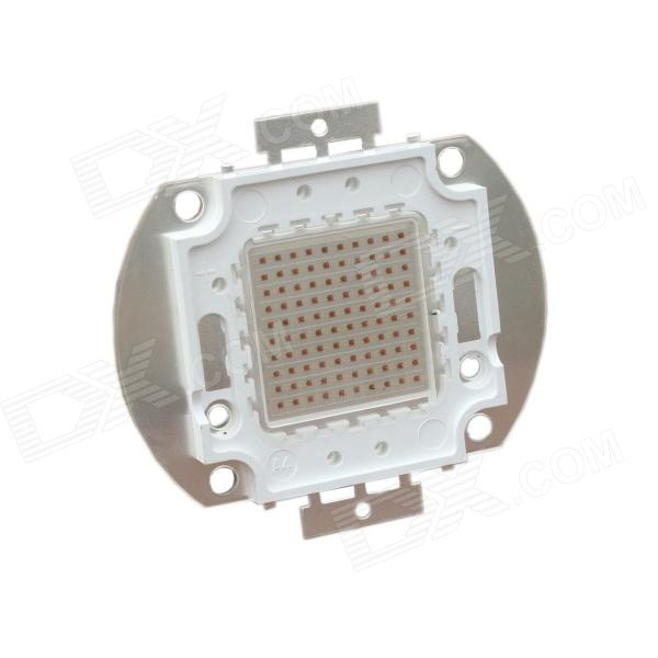 100W 4000lm 625nm 100-LED Red Light Lamp - Модуль - (10S10P / 20 ~ 24V)