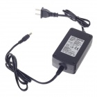 YK-13 AC Power Supply Adapter for CCTV Security Camera - Black (AC 100~240 / US Plug / 5.5 x 2.1)