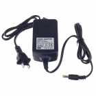 YK-05 12V 2A Power Adapter for Monitoring Devices - Black (AC 100~240V / US Plugss / 5.5 x 2.1mm)