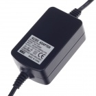 YK-05 12V 2A Power Adapter for Monitoring Devices - Black (AC 100~240V / US Plug / 5.5 x 2.1mm)