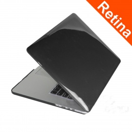 """ENKAY Crystal Hard Protective Case for """"13-inch MacBook Pro with Retina Display"""" - Black"""