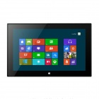 "Livefan F2-Wifi 11.6"" IPS Intel i7 Windows 8 Tablet PC w/ 4GB RAM / 64GB SSD - White + Black"