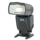 TRAVOR SL568 Speedlight Flash Gun for Canon Pentax DSRL - Black (4 x AA)
