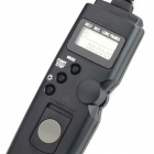 "0.9"" LCD Wired Remote Shutter Release for Canon EOS1V \ 1D Mark II \ 1D \ 5D \ 5D Mark II \ 7D"