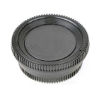 Nikon Camera Body Cap + Rear Lens Cap