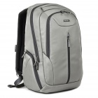 KINGSONS KS3042W Fabric Backpack - Ash Black