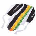 NUCKILY BD3543 Outdoor Sports Cycling Quick Dry Headscarf - White + Black + Multi-Colored