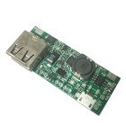 Produino 5V Tensión de Boost Mobile Power Module - Green (1A)