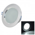 "Kohäsions HS03009C 4 ""9W 680lm 6000K White Light LED Anti-Fog-Down-Decken-Lampe Spotlight (AC 85 ~ 265V)"