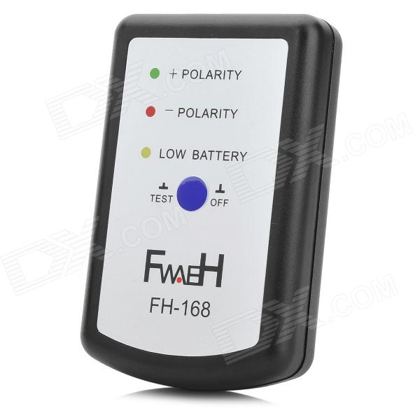 FH-168 Car Phase Testing Meter for Speaker / Amplifier - Black