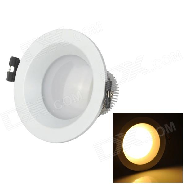 5W 350lm 3000K 15-SMD 5730 LED Warm White Light Ceiling / Down Lamp Spotlight (AC 85~265V) r7s 15w 5050 smd led white light spotlight project lamp ac 85 265v