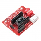 KEYES A4988 Stepper Motor Driver Control Panel + Stepper Motor Driver for Arduino - Red