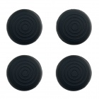 Thumb Grips Joystick Caps for PS4 / Xbox One Controller - Black (4PCS)