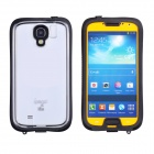 iPega Si019 Ultra-Thin Waterproof Protective Case for Samsung Galaxy S4 i9500 - Black + Yellow