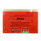 Jtron 4-Digit PCI Computer Hovedkort Diagnostic kort / Hovedkort Detection Card-Rød