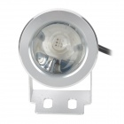 10W RGB LED Dimming Memory Underwater Lamp (12V)