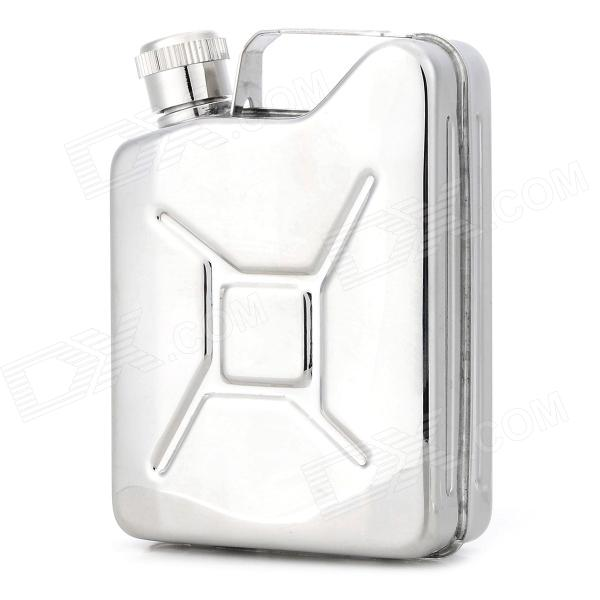 AceCamp 1512 Stainless Steel Flask Gas Can Shape (150ml / 5oz) топ monoroom топ