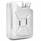 AceCamp 1512 Stainless Steel Flask Gas Can Shape (150ml / 5oz)