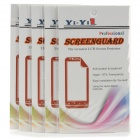 YI-YI Protective Matte Frosted Screen Protector for Samsung Galaxy S4 i9500 - Transparent (5 PCS)