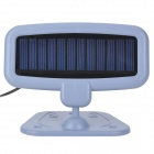 Solar Powered 3W 36-LED White Light Infrared Human Body Induction Lamp