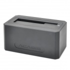 "Acasis BA-13US USB 3.0 SATA 2.5"" / 3.5"" HDD Docking Station - Black"