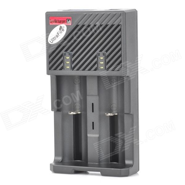 UltraFire F2 Multi-Functional Ni-MH / Li-ion Battery Charger - Black (EU Plug) точилка для ножей victorinox 4 0567 32