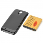 """6800mAh"" Rechargeable Li-ion Battery + Back Case for Samsung - Black"