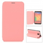 Buy Oracle Style Protective PU Leather Case Card Holder Slots Samsung Galaxy Note 3 - Pink