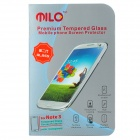 Protective Tempered Glass Screen Guard for Samsung Note 3 - Transparent