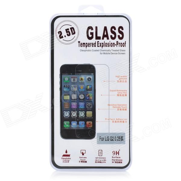 De protection en verre trempé Film gurad pour LG Optimus G2 / D802